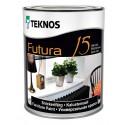 Teknos Futura 15 Краска для внутренних работ