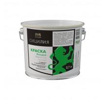 Командор Сицилия Щелочестойкая водно-дисперсионная фасадная акриловая краска, модифицированная силиконом