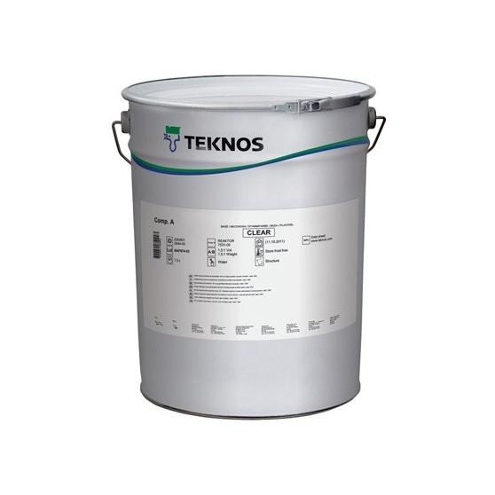 Teknos Aqua Primer 2900 Лессирующая грунтовочная краска (морилка)