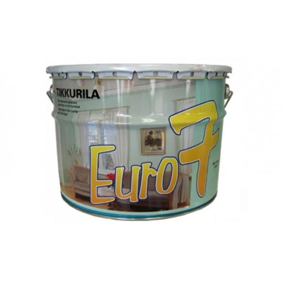 Finncolor Euro 7 Матовая латексная краска
