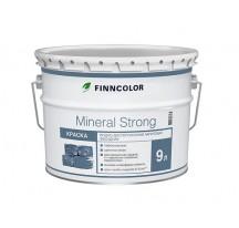 Finncolor Mineral Strong Фасадная акриловая щелочестойкая водно-дисперсионная краска