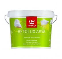 Tikkurila Betolux Akva Полуглянцевая краска для пола.