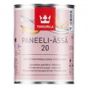 Лак Tikkurila Paneeli Assa 20 полуматовый (9 л)