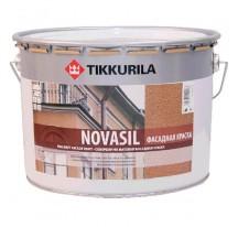 Tikkurila Novasil фасадная краска