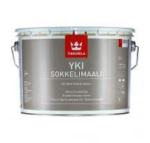 Tikkurila Yki Щелочестойкая акрилатная краска для цоколя.