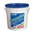 Mapei Lamposilex Гидропломба для остановки протечек воды.