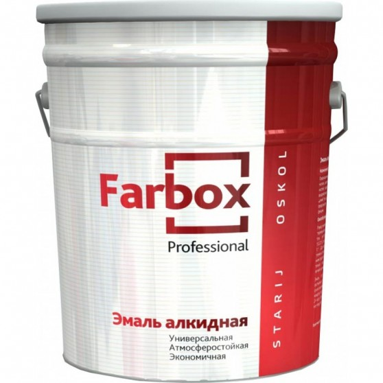 Эмаль Farbox ПФ-115