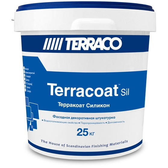 Terraco Терракоат Силикон