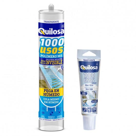 Quilosa 1000 Usos  / Кюлоза 1000 Юзос универсальный многофункциональный клей-герметик
