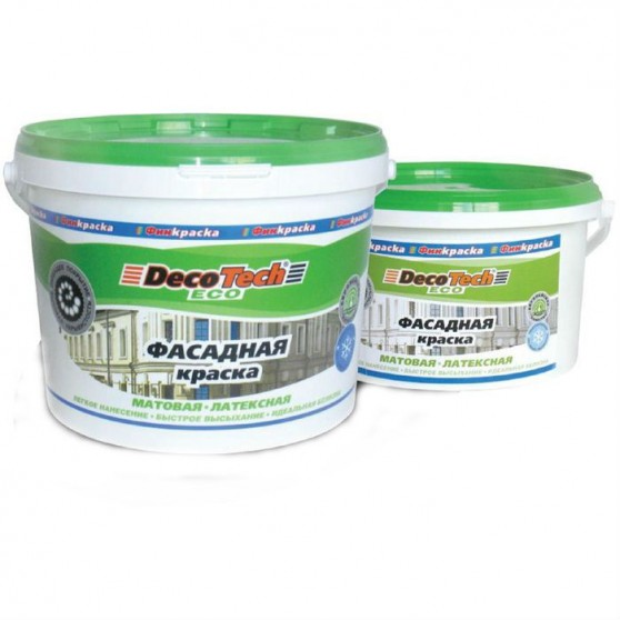 DecoTech Eco / Деко Тех Эко фасадная