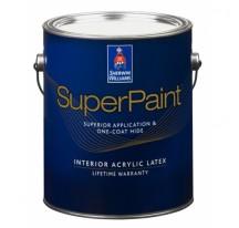 Sherwin Williams SuperPaint Interior Latex Flat / Шервин Вильямс Краска интерьерная