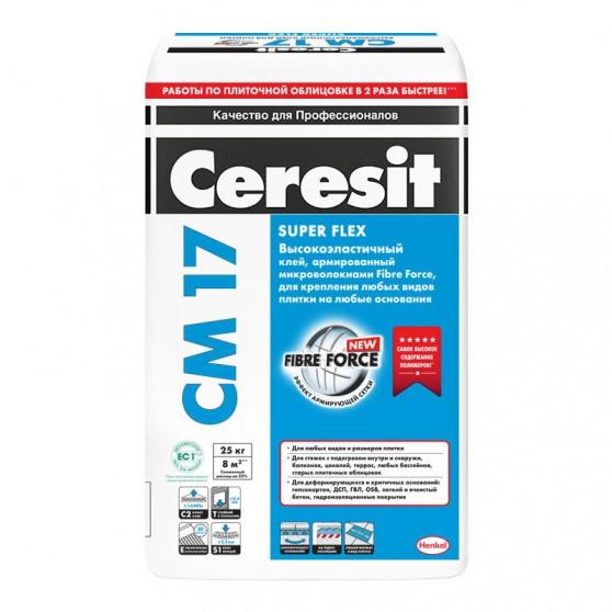 Ceresit СМ 17 Super Flex / Церезит СМ 17 Супер Флекс