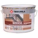 Краска фасадная Tikkurila Novasil/Тиккурила Новасил бесцветная (1банка 2,7 л)