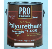 Лак PRO Finisher Oil-Base Polyurethane for Floors
