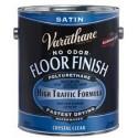 Лак Varathane Crystal Clear Floor Finish Полуглянцевый (3,78л)