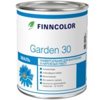 Finncolor Pesto 30 Стойкая к мытью полуматовая алкидная краска