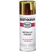 Rust-Oleum Stops Rust Metallic Finish