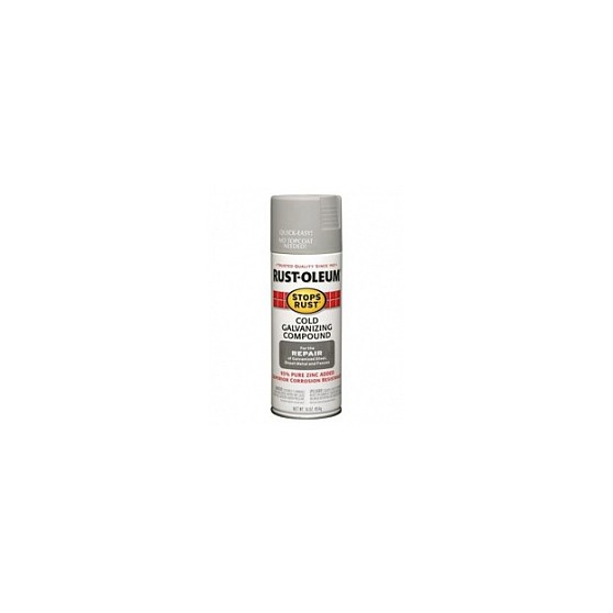 Stops Rust Cold Galvanizing Compound
