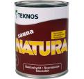 Масло для дерева Teknos Sauna Natura (Текнос Сауна натура) для полок