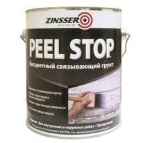 Акриловая грунтовка виниловая ZinsPeel Stop на водной основе