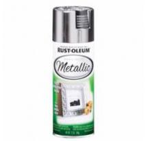 Аэрозольная краска с эффектом металла Rust-Oleum Specialty Metallic серебро