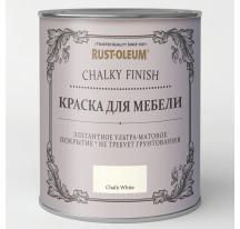 Акриловая краска для мебели Chalky Finish ультраматовая