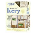 American Accents Distressed Ivory