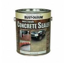 Concrete Sealer Пропитка для бетонных полов с эффектом мокрого камня