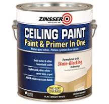 Zinsser Ceiling Paint Краска для потолка