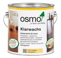 Osmo Klarwachs масло с воском для твердых пород древесины