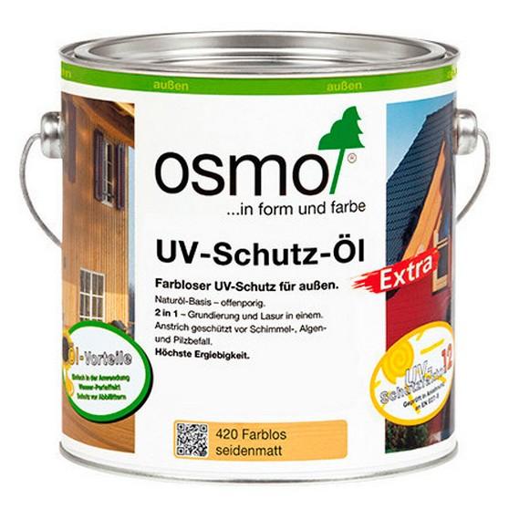 Osmo UV-Schutz-Öl Extra защитное масло с УФ-фильтром