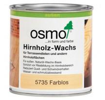 Osmo Hirnholz-Wachs воск для торцов древесины