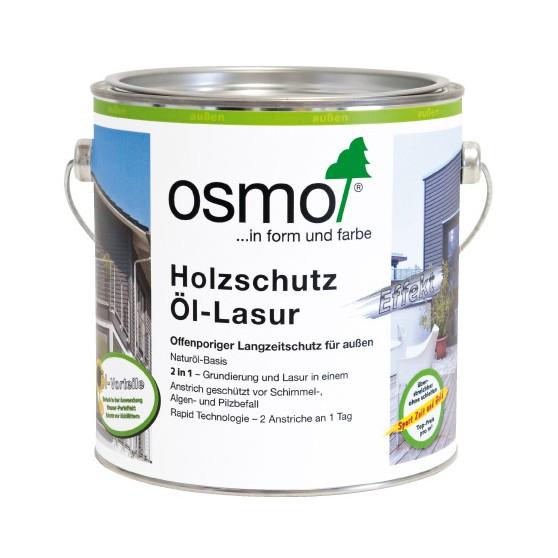 Osmo Holzschutz Öl-Lasur цветное защитное масло для древесины