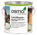 Osmo Landhausfarbe кроющая краска на основе натуральных растительных масел