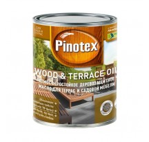 Pinotex Wood&Terrace Oil 1 литр