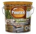 Pinotex Wood&Terrace Oil 2,7 литра