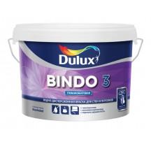 Dulux Bindo 3 Глубокоматовая краска для стен и потолков