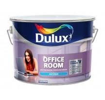 Dulux Office Room акриловая матовая краска для стен и потолка в помещениях с высокой экплуатационной нагрузкой