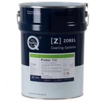 Грунтовка Zobel Protec 100 для защиты от появления синевы, гнили, лишайников, насекомых и их личинок всех пород древесины
