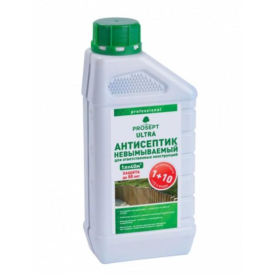 Prosept Ultra Невымываемый антисептик для тяжелых условий