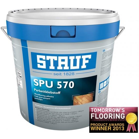 Stauf SPU-570 прочнейший гибридный паркетный клей на основе силан/полиуретана