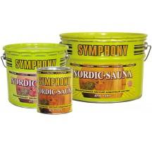 Защитный состав для саун Symphony Nordic Sauna / Симфония Нордик Сауна