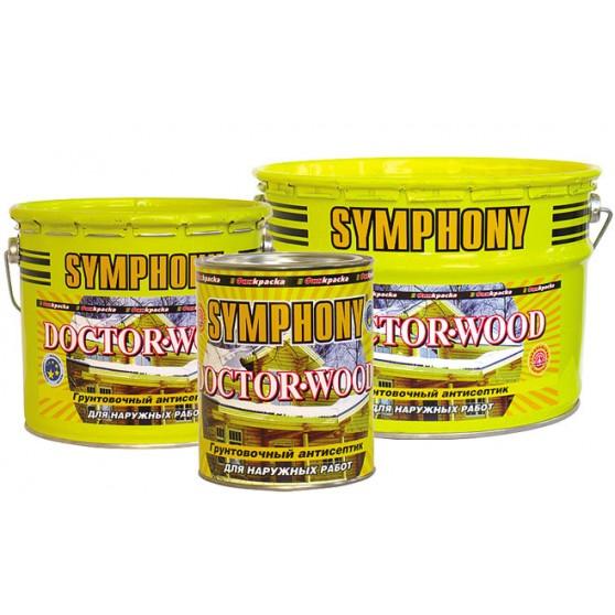 Symphony Doctor-Wood грунтовочный антисептик на основе льняного масла