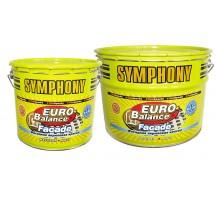 Symphony Euro-Balance Fasade Aqua водоразбавляемая акриловая щелочестойкая краска