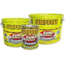 Symphony Euro-Balance Fasade Siloxan силоксаномодифицированная водоразбавляемая краска