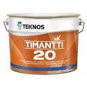 Teknos Timantti 20 Краска для внутренних работ